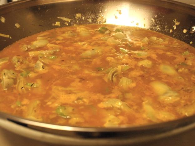 Artichoke Soup Base