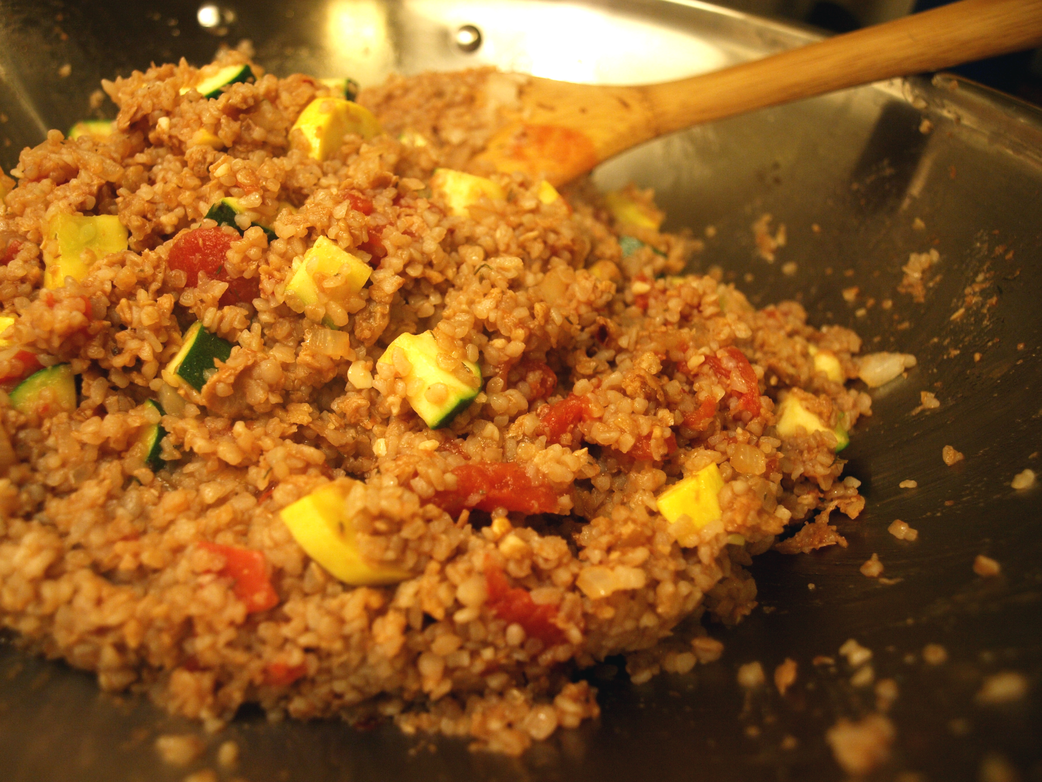 Stuffed pepper filling kasha