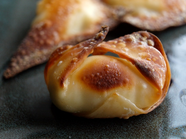 Cream Cheese Jalepeno Wonton