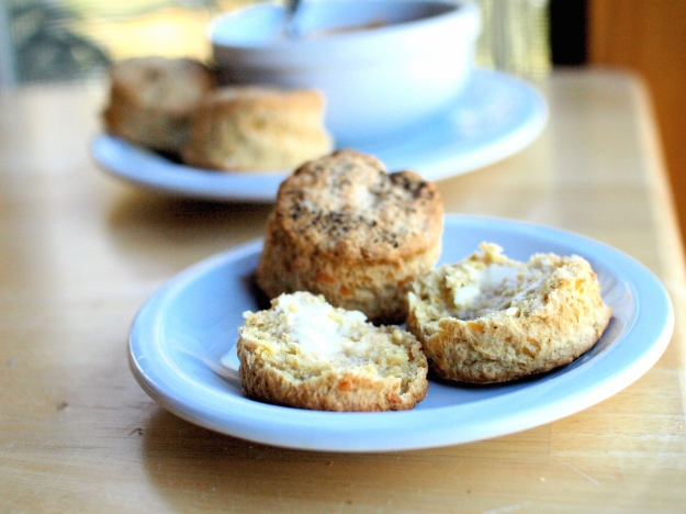 cheddar biscuit butter