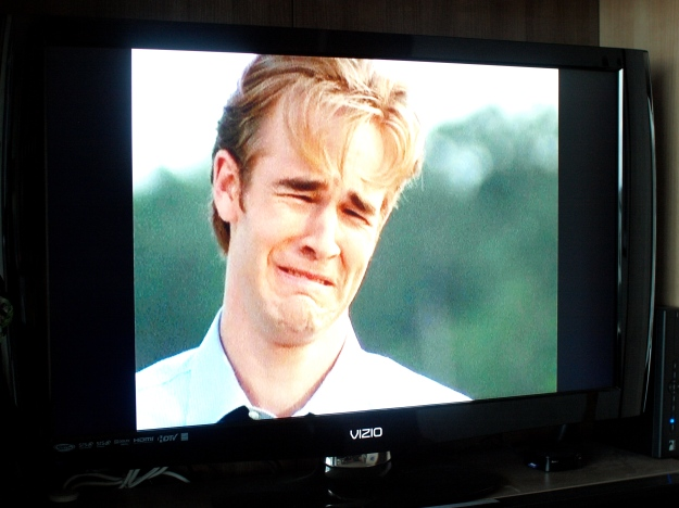 Dawson Crying Like a Baby.